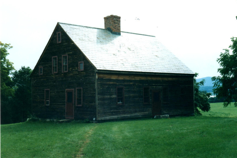 """This is the garrison house where Arnold and Allen met to plan the attck. It was also owned by Atty. Maguire. See an article he wrote about the house at <a href=""""http://vermonthistory.org/journal/misc/HandsCove.pdf"""">http://vermonthistory.org/journal/misc/HandsCove.pdf</a>"""