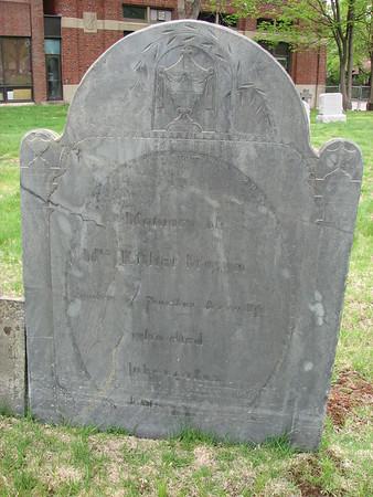 Jonathan Brown Grave