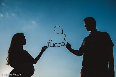 Aline + PR = Lucca