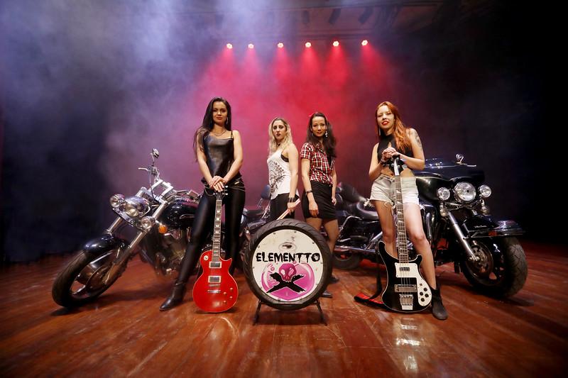 Banda Elementto X