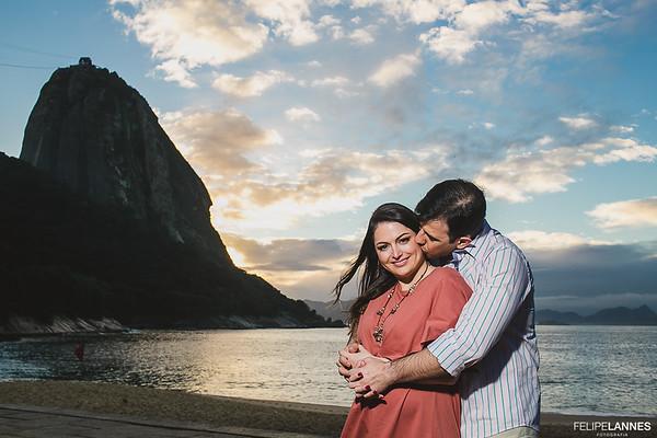 Ensaio Casal: Juliana e Gilberto