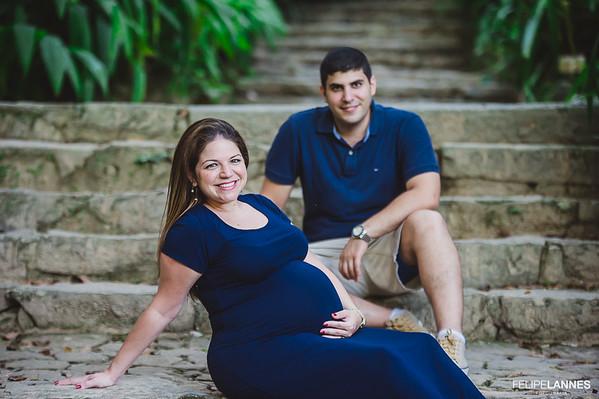 Ensaio Gestante: Suellen + Abraham = BabyObadia