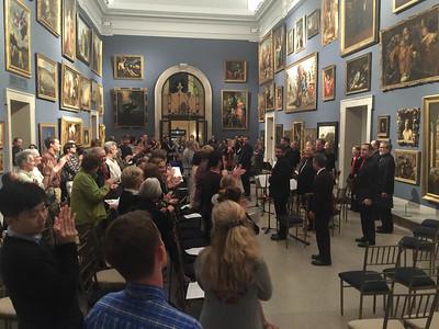 Ensemble Origo - Dr. Eric Rice Director - Hartford Atheneum