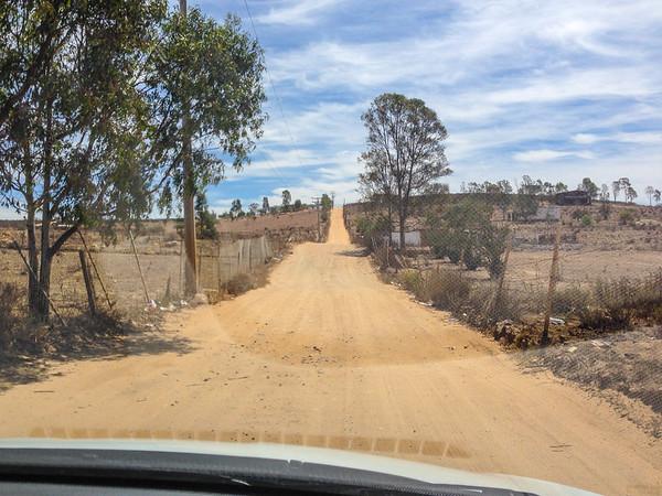 Valle de Guadalupe Dirt Roads