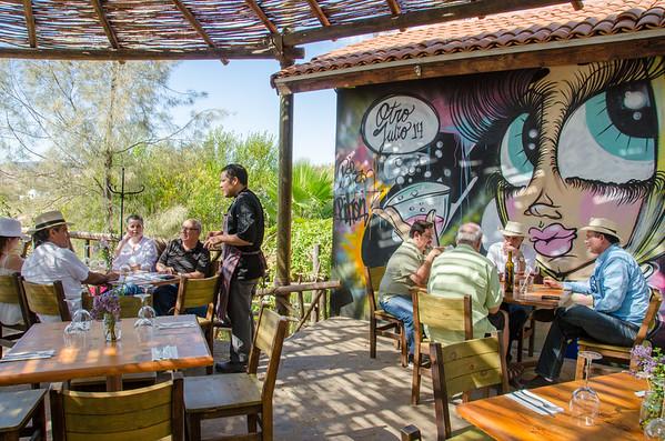 Malva Restaurant - Valle de Guadalupe Restaurants