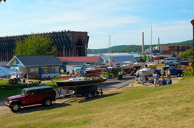 Sunday Boat Launch/Opening Ceremonies