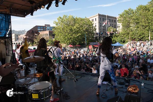 Entangados | Victoria Ska and Reggae Festival 2016 | Victoria BC