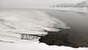 Ice Breaking Up In Popponesset Bay
