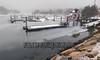 A Quiet Morning At The New Seabury Marina