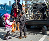Trunk-Or-Treat At The Wing School Draws A Large Crowd
