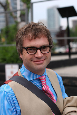 Steven Page - Harbourfront, June 2008 This photo may have inadvertently saved his career (ask me about it)