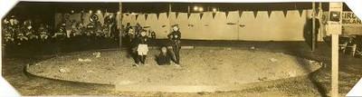 Mock Circus at the Old City Stadium VI (02290)