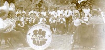246th Coast Artillery Band (02306)