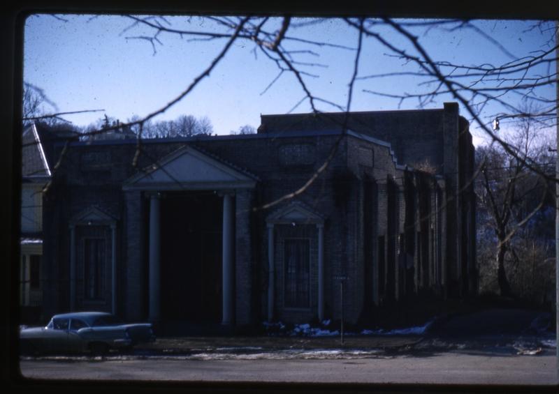 Jazz E. Ellington House  (09731)