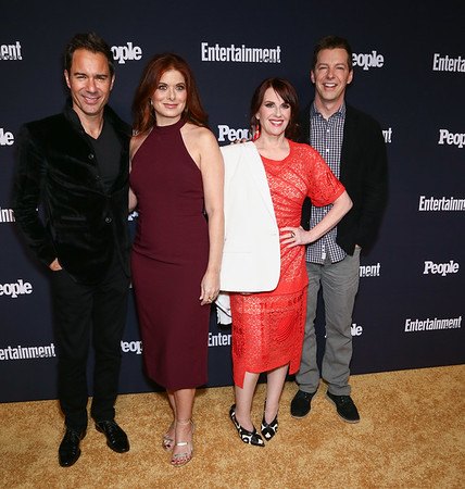 Eric McCormack, Debra Messing, Megan Mullally, Sean Hayes