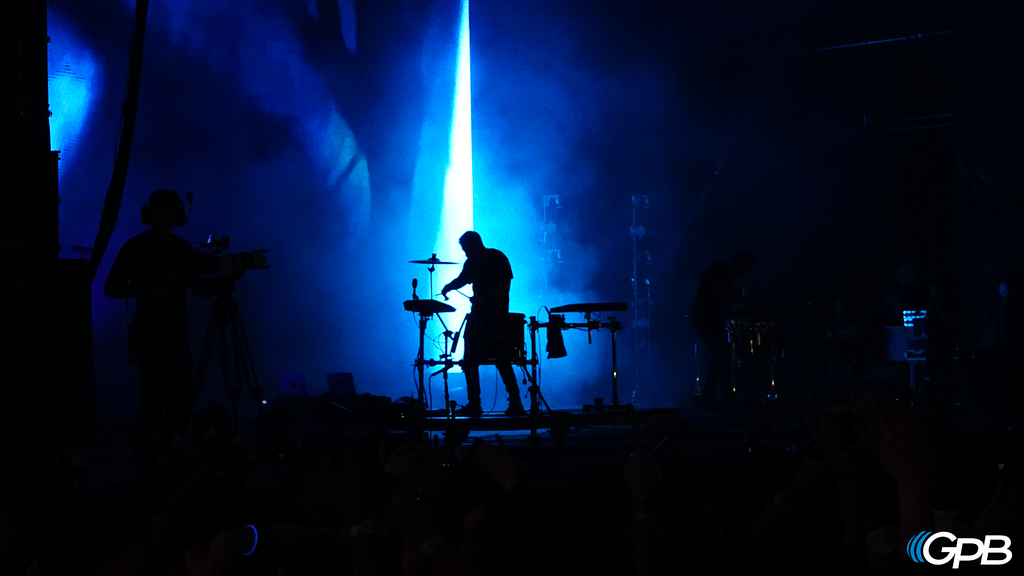 Odesza closes out Night Two of the festival.
