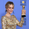 The 74th Annual Golden Globe Awards - Press Room