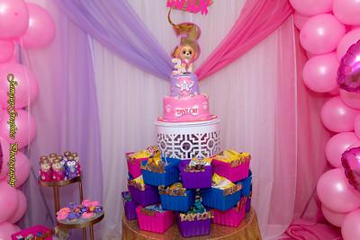 Taylor's Dinner & Dance Birthday Celebration