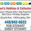 Stewart's Hobbies