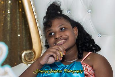 Jaaquoirs Sweet Sixteen