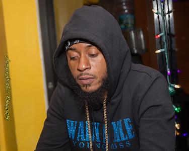 Khago Interviw  at Caribbean power jam Radio