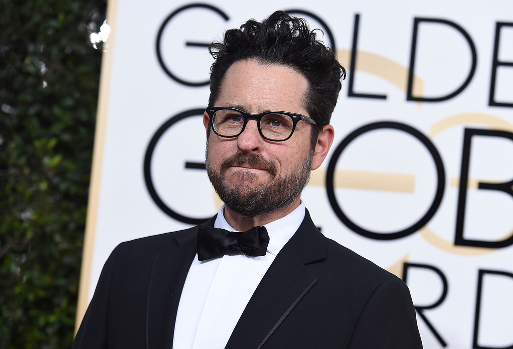 . J.J. Abrams arrives at the 74th annual Golden Globe Awards at the Beverly Hilton Hotel on Sunday, Jan. 8, 2017, in Beverly Hills, Calif. (Photo by Jordan Strauss/Invision/AP)