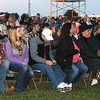 Diane Raver | The Herald-Tribune<br /> The crowd was eager for the music to begin.