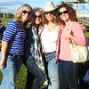 Diane Raver | The Herald-Tribune<br /> Friends Valerie Benjamin (from left), Batesville, and Emily Biehn, Kristy Bechert and Sarah Shroyer, Indianapolis, enjoyed a girls' night.