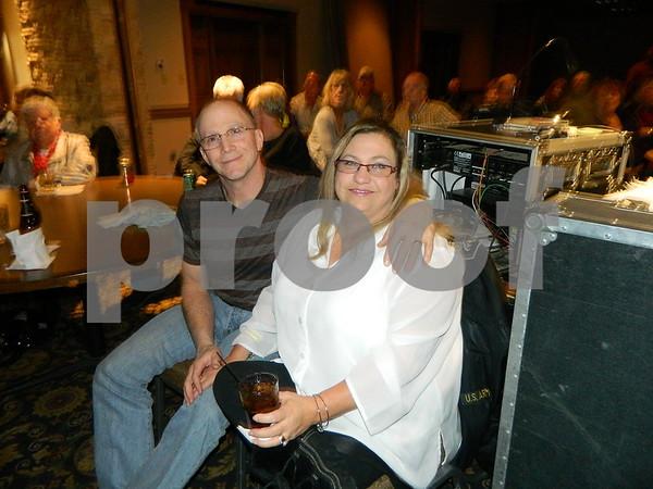 Joann and  BJon Hauswirth
