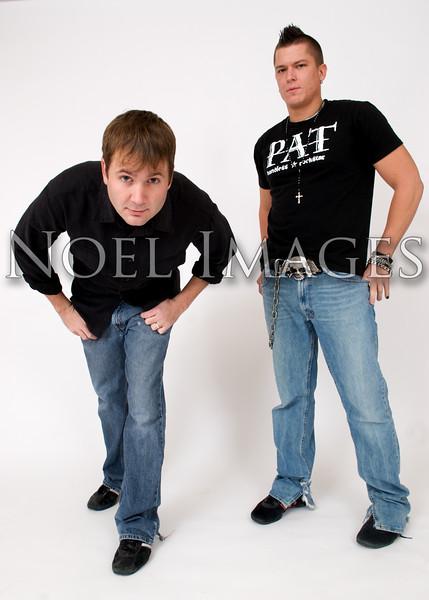 Matt & Patrick (Saint's & Sinners Comedy Team)