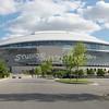 (108) Cowboys Stadium in Arlington, TX April 2009