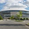 (112) Cowboys Stadium in Arlington, TX April 2009