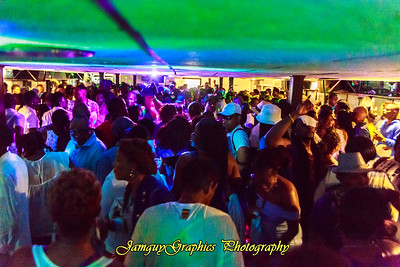 Brooklyn Funtimers, King Papa Rocky, Lydra,  Mike Shahmax Presents  Blue and White Boat Ride