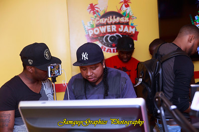 Caribbean Power Jam Radio Interview with Spice