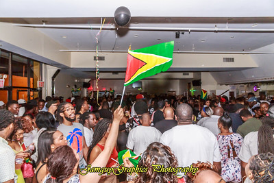 Guyana Link up Party