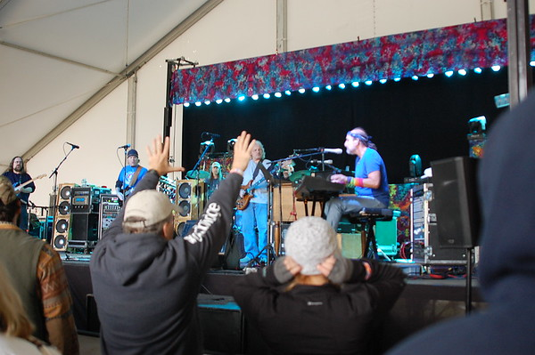 PHOTOS: Dark Star Orchestra performs Grateful Dead popular songs at Stratton