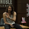 "RB_lp_05012009<br /> Russell Brand waves at Barnes and Noble appearance in Los Angeles CA to promote his memoir, ""My Booky Wook"" 05/01/2009<br /> Photo ©Laurie Paladino 2009"