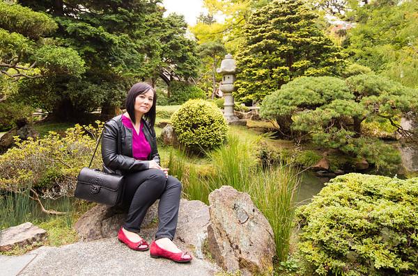 SF Japanese Garden 2015