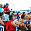 "Diane Raver | The Herald-Tribune<br /> During the ""Armed Forces Tribute,"" veterans stood when their theme song was played."