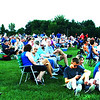 Diane Raver | The Herald-Tribune<br /> A huge crowd prepares for the concert.