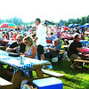 Diane Raver | The Herald-Tribune<br /> Audience members tried to stay cool.