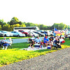 Diane Raver | The Herald-Tribune<br /> Attendees set up their blankets and chairs all over the soccer park grounds.