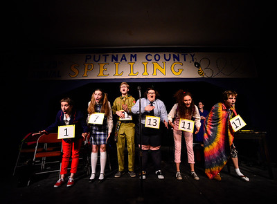 The 25th Annual Putnam County Spelling Bee - 050117
