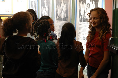 "Cast member Kenall Ganey signs autographs for fans at ""The Chefsters"" Los Angeles Press Screening 03/01/2009"