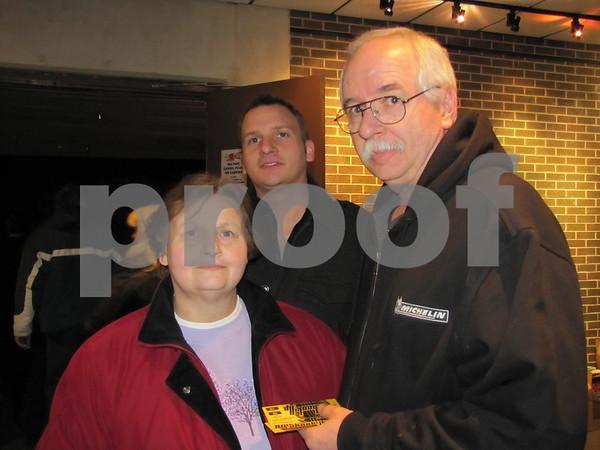 Karen, Noah, and Charlie Shelle