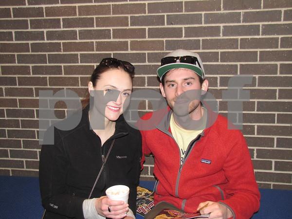 Elizabeth Hixon and Kevin Wulfekuhler