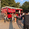 Mark Meszoros -- The News-Herald<br /> Food trucks were a popular option, but InCuya also had stands offering various types of fare.