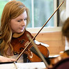 Kayla Rice/Reformer<br /> Kate Arndt rehearses at Greenwood School in Putney with the Yellow Barn Young Artists Program on June 20th.