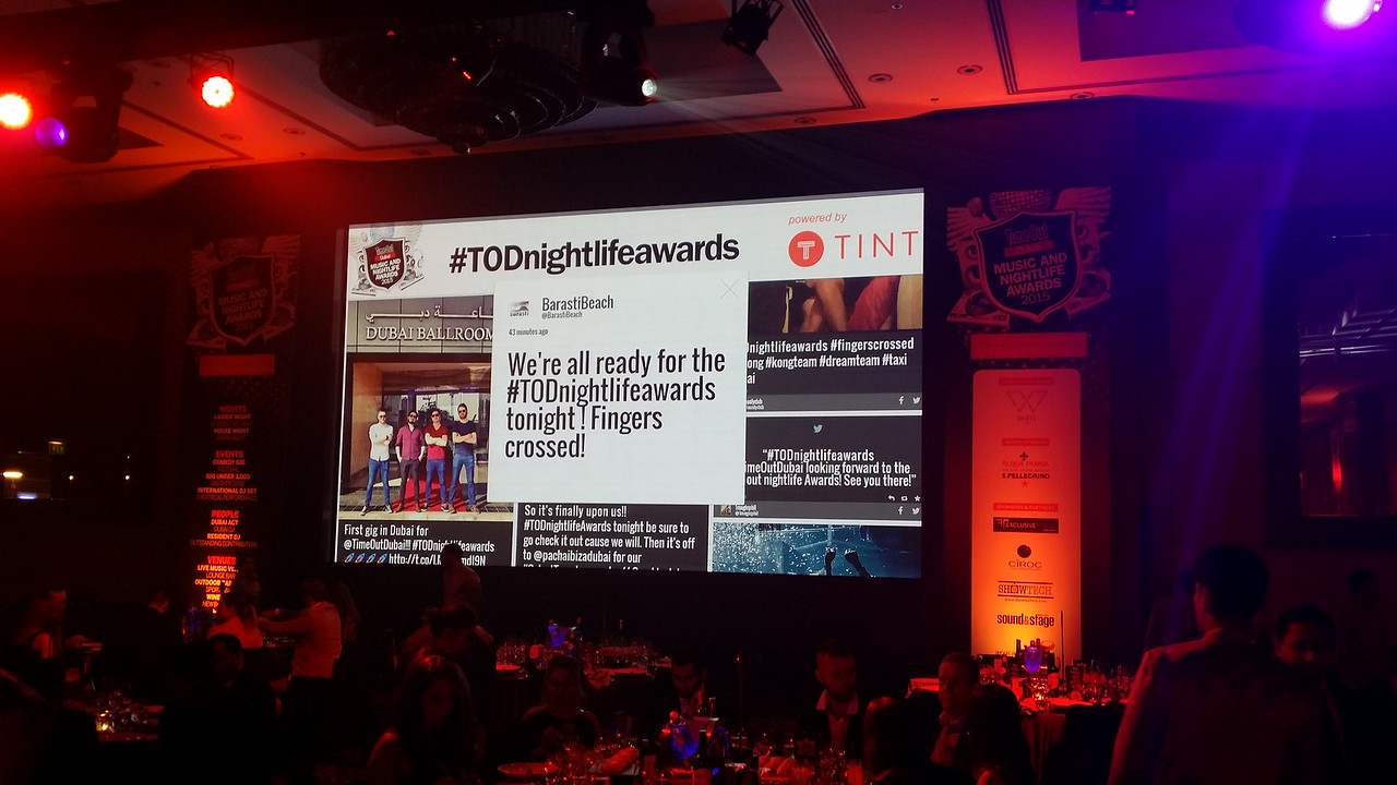 TOD Nightlife Awards