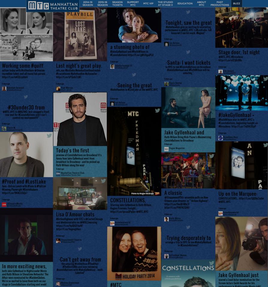 Manhattan Theatre Club – Social